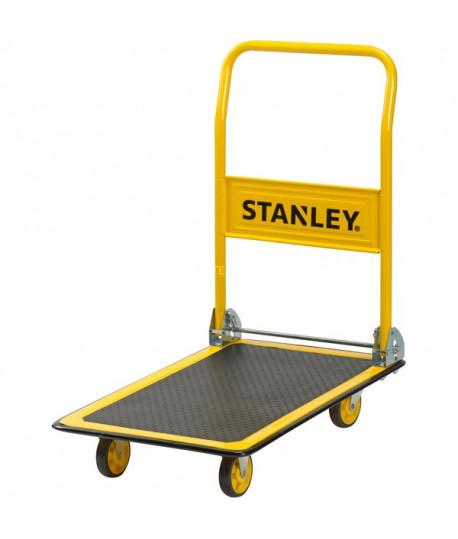 Chariot pliable 150kg Stanley - matériel topographie