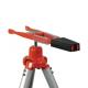 Trépied porte-jalon téléscopique basics, accessoire pour géomètre