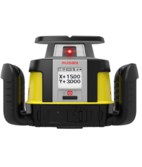 Laser Leica Rugby CLA CLX600 et cellule Combo