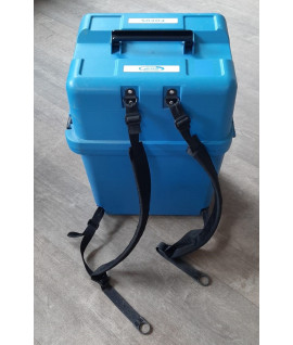 Bretelles pour coffret de transport station robo Spectra/Trimble