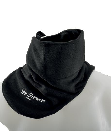 Écharpe chauffante blazewear - Vêtements chauffants -www.lepont.fr 84c887117ae