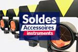 soldes sur les accessoires instruments