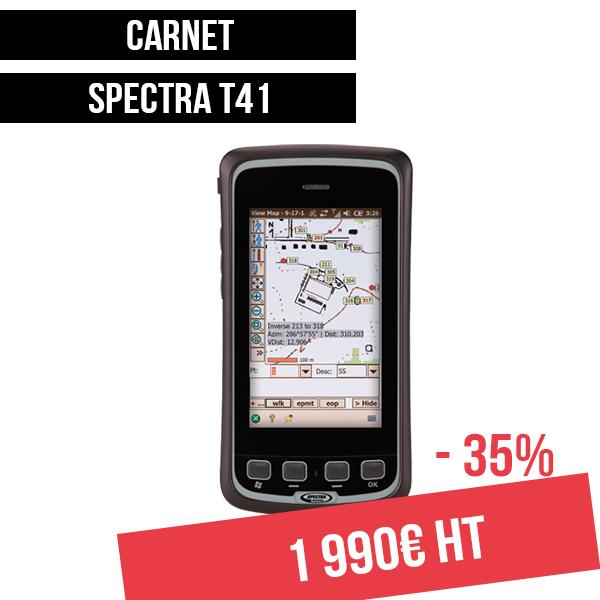 Spectra T41 Déstockage