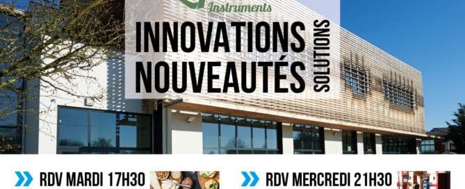 Innovations, nouveautés et solutions vous attendent lors des universités d'été au Mans
