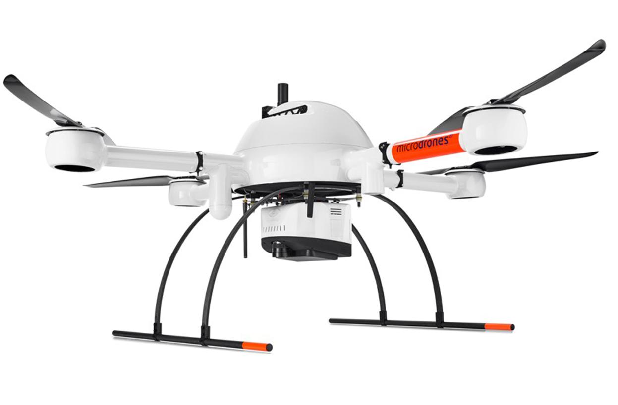 Drone mdLIDAR 1000