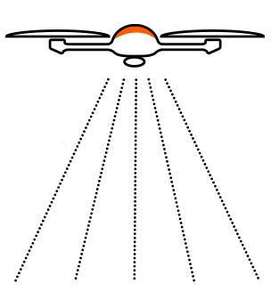 Drone Lidar Microdrones