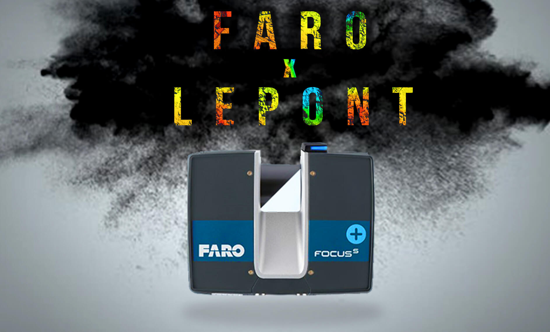 Scanner FARO