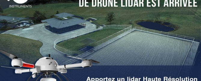 Drone mdLIDAR1000 HR