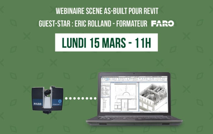 Webinaire As-built pour revit
